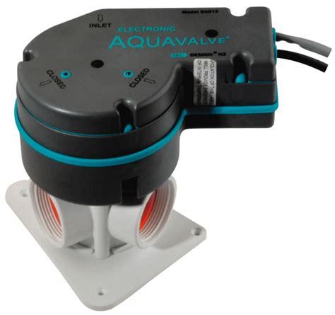 rubinetto elettrico rubinetto valvola elettrico a 3 vie aquavalve 12v