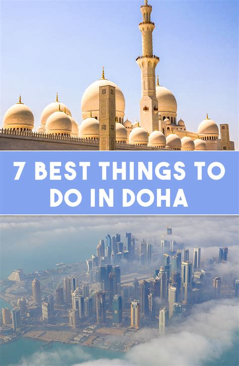 best things to do in 7 best things to do in doha travel pleasure