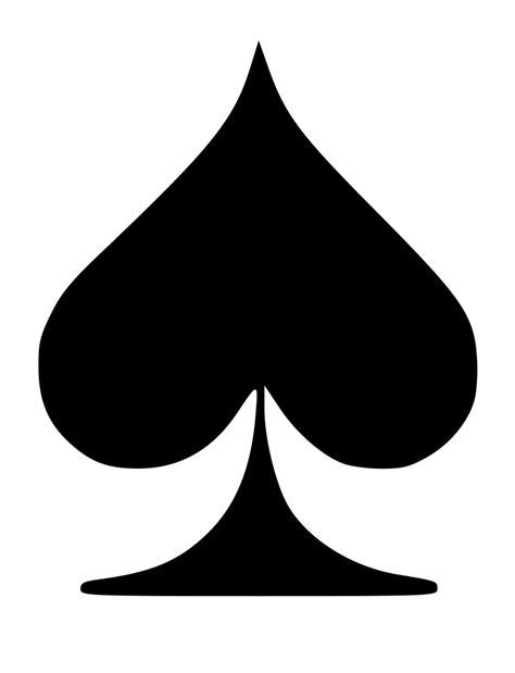 File:Card spade.svg   Wikipedia