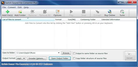 audio file format standard convert a flac audio file to mp3 in windows ask dave taylor