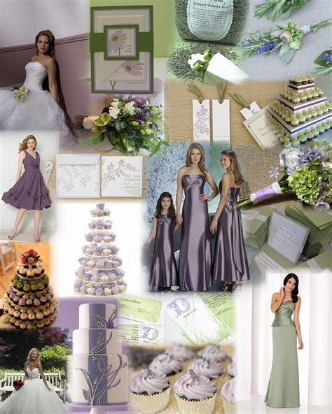 modern country wedding colour theme lavender and by www glamourousgowns co uk wedding