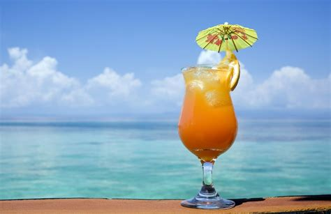 tropical drink stiff drinks 15 of the strongest alcoholic drinks you can