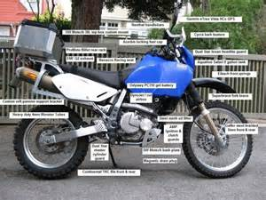 Suzuki Sport Modification Popular Modifications For The Suzuki Dr650se Dual Sport