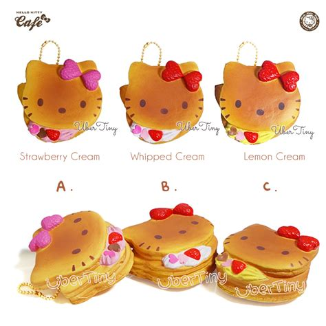 Squishy Helo hello pancake squishy lovely cafe licensed 183 uber tiny 183 store