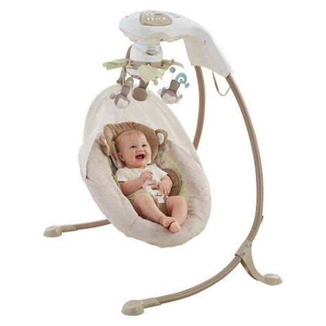 fisher price snug a monkey swing fisher price my little snugamonkey cradle n swing baby