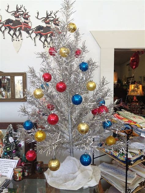 gorgeous aluminum christmas tree decoration ideas christmas celebration   christmas