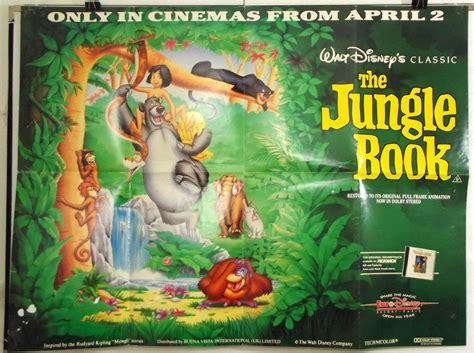 film disney jungle the jungle book walt disney mowgli baloo original