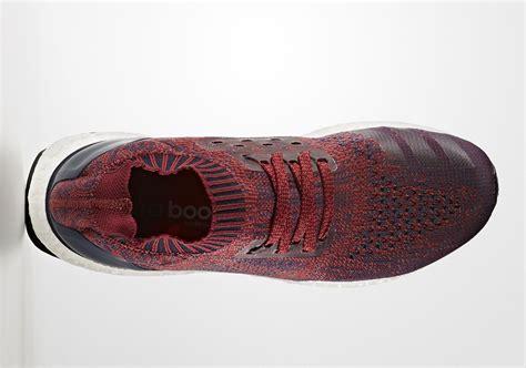 Adidas Ultra Boost 30 Primeknit Burgundy Maroon adidas ultra boost uncaged maroon navy ba9617 sneakernews