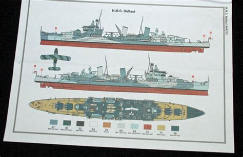 related keywords suggestions for hms belfast airfix build