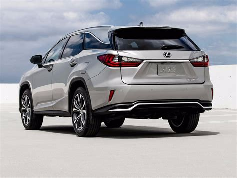 lexus crossover inside lexus goes big with an large rx350l and rx450hl