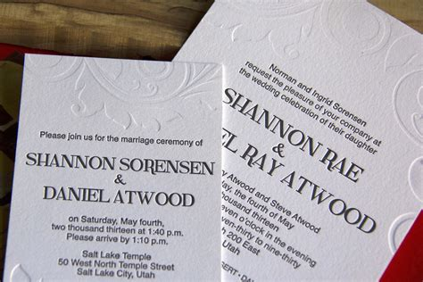 Wedding Invitations Riverside Ca