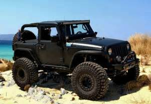 black badass jk a jeep thing all