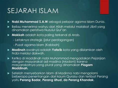 download film sejarah islam perang badar materi awal masuknya islam di indonesia