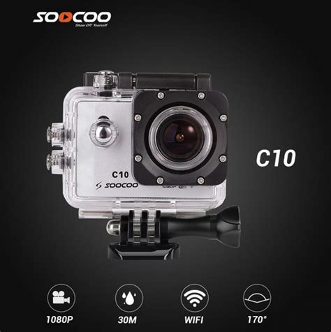 SOOCOO C10 Action Camera Helmet Camera Reviews   Mountain