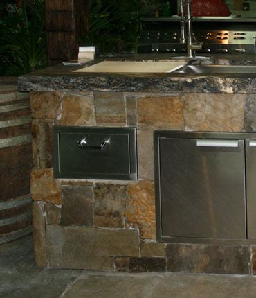 kitchen island without top cabinet component system outdoor kitchen islands stone