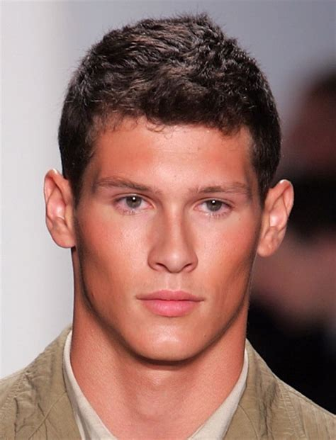 haircut for curly short hair male short hairstyles for men with curly hair