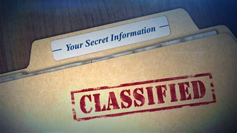 best classified leakage of classified documents rattles government news