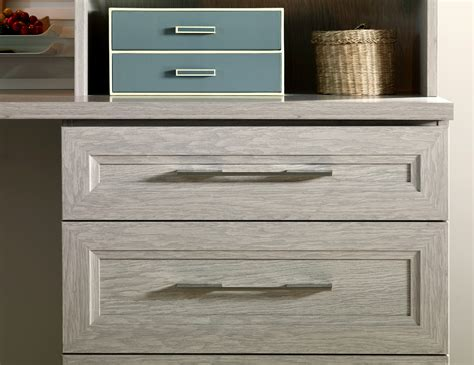 Custom Cabinet Drawers and Closet Doors   California Closets