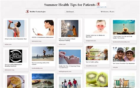Some Tips For Summer by Health Tips Summer Health Tips