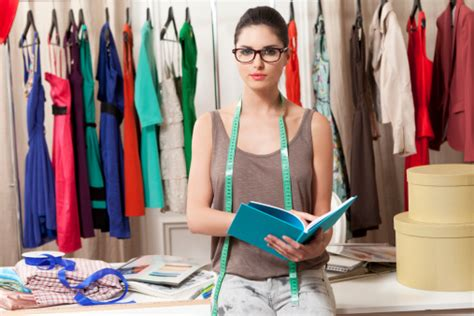 How To Become A Wardrobe Consultant by Portrait Of A Fashion Stylist Stock Photo Getty Images