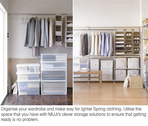 muji eu storage solutions for your wardrobe milled