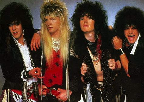 hairstyles of big hair 80s bands here s to the hair bands of the 80 s the parlour by