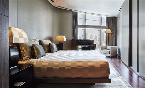 hotel armani armani deluxe room armani hotel dubai