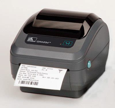 Printer Gk420t zebra gk420t label printer digital id technologies