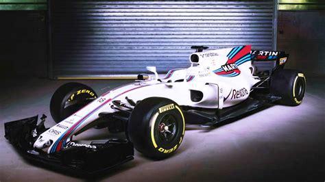 williams f1 unveils fw40 formula 1 car for 2017