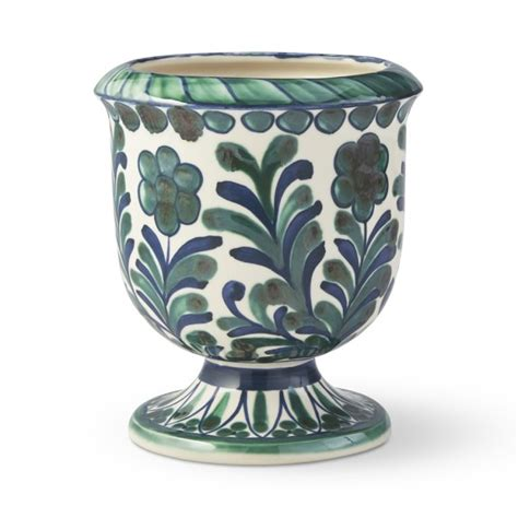 Where To Buy Williams Sonoma Gift Cards - aerin handpainted spanish cachepot williams sonoma