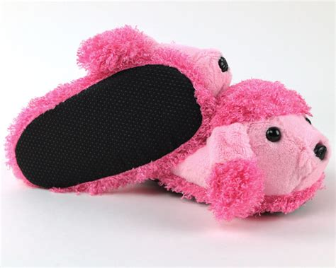 pink poodle slippers slippers slippers for