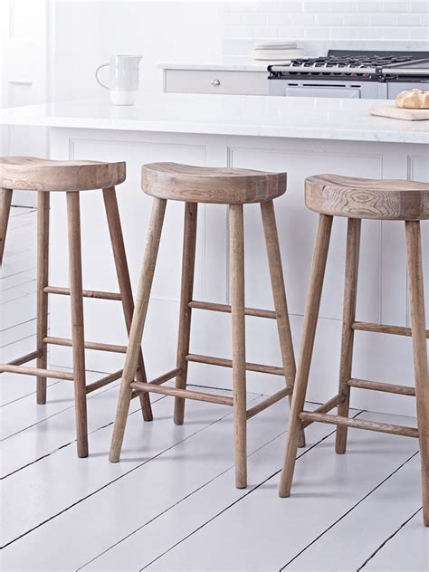 bar stools oak our simple stool is beautifully crafted from