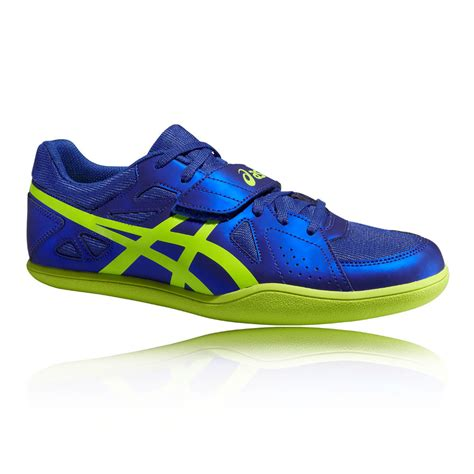 mens throwing shoes cheap asics hyper throw 3 throwing shoe ss15 mens blue