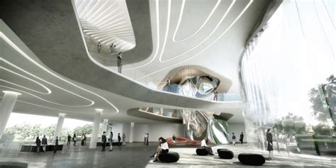 Architecture Museum Dalian Museum Competition Design By 10 Design