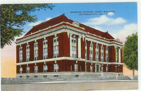 Missouri Supreme Court Search Playle S Jefferson City Missouri Supreme Court Building Store Item Norvell257