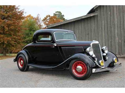 1934 ford 3 window for sale 1934 ford 3 window coupe for sale on classiccars