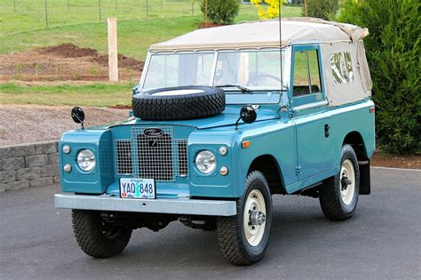 land rover explorer spotted land rover series iia 88 for sale west county