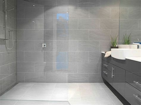 Grey Tile Bathroom Ideas Home Interior Design For Small Homes White And Grey