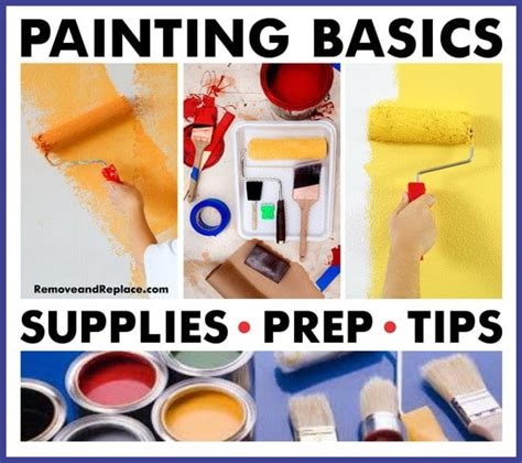 Supplies Needed To Paint A Room by Painting Basics 101 Prep Tips And Supplies List