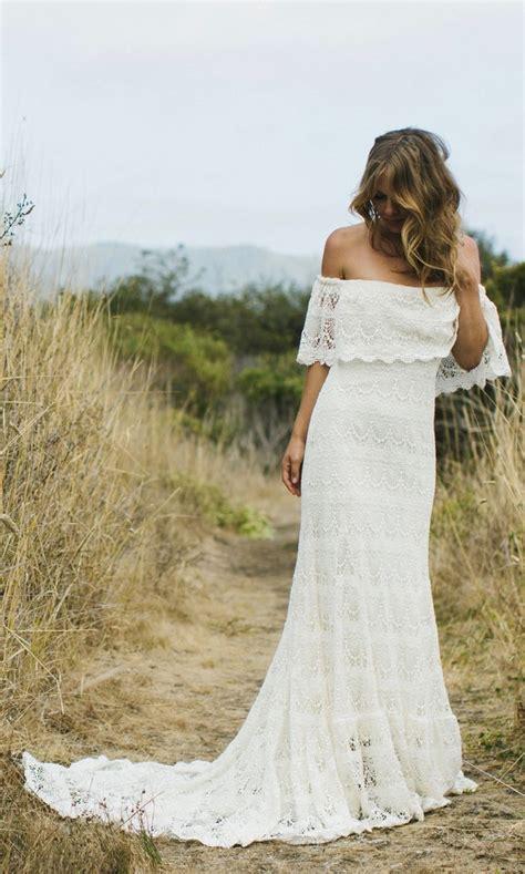 Hippie Wedding Dresses by Best 25 Hippie Wedding Dresses Ideas On