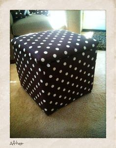 diy ottoman reupholstery diy reupholstery slipcovers on pinterest slipcovers