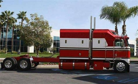 kenworth cabover models the aerodyne the cabover model from kenworth cool stuff