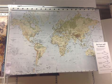 wereldkaart ikea wereldkaart ikea la beaut 233 et la psychologie des femmes