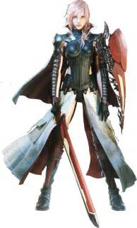Lightning Character List Of Lightning Returns Xiii Characters