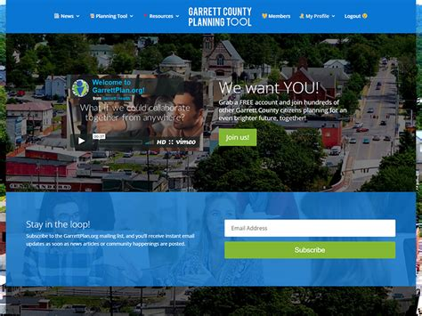 Garrett County Search The Garrett County Planning Tool Cssfox Nominee On 22 Feb 2017