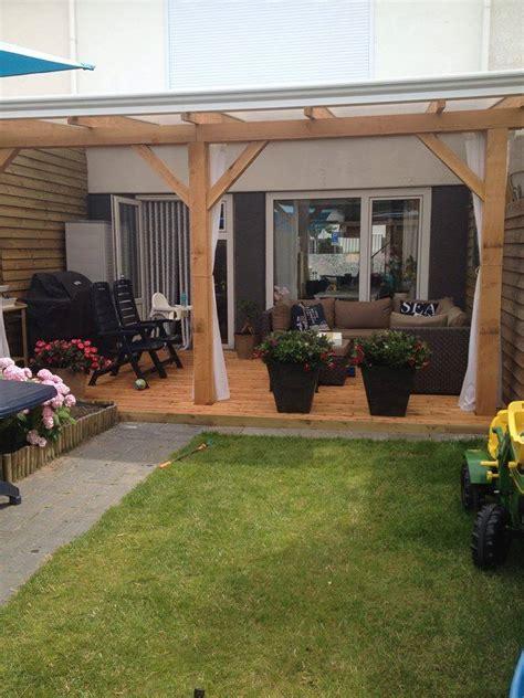 veranda zwart hout veranda en overkapping op maat laten maken houthandel