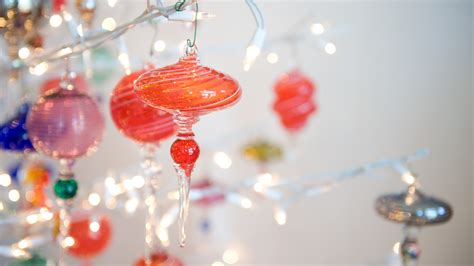 hand blown glass christmas ornaments blake street glass