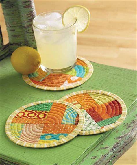 sew easy table save your coffee table make easy no sew collage coasters