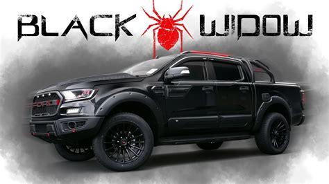 black widow ford ranger raptor    quality youtube
