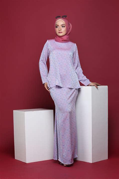 Lilac Vs Lavender Color Baju Melayu | baju kurung modern rosebelle lilac purple